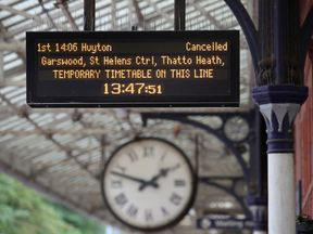 Passengers have been hit by crippling delays and cancellations