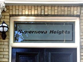 Supernova Heights. Pic: Tony Kyriacou/Rex/Shutterstock