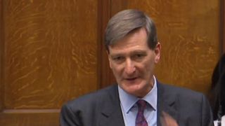 Dominic Grieve said he will be voting against the government on its EEA amendments