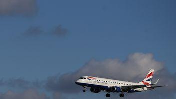 "British Airways said his behaviour was ""completely unacceptable"". File pic"