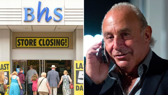 BHS and Philip Green