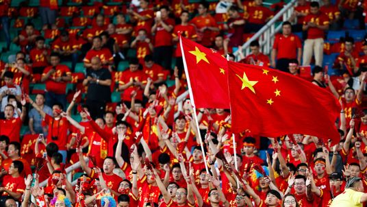 Chinese fans expect better from their team