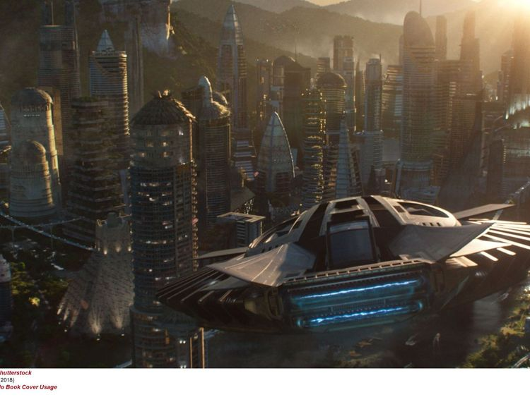 Wakanda is the setting of Marvel's Black Panther