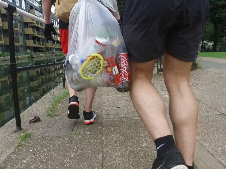 The craze is sweeping the globe as more of us become aware about the scourge of single-use plastic