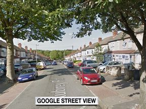 An 86-year-old woman was found stabbed to death at a property on Aubrey Road, Small Heath