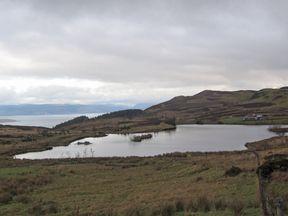 Glenburn Reservoir. Pic: wfmillar/Geograph