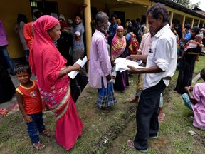 Citizens must prove they reside in Assam