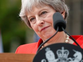 Theresa May has warned MPs to back her or risk not leaving the EU at all