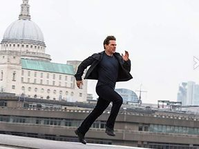 Tom Cruise is 'charming' and 'professional,' his co-star says
