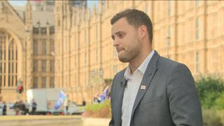 "Ben Bradley says PM's Brexit deal is based around the ""wrong premise"" and Brussels is ""pushing"" UK towards no deal."
