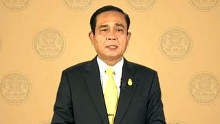 Thai PM thanks those involved in rescue of 12 football boys and their coach from cave