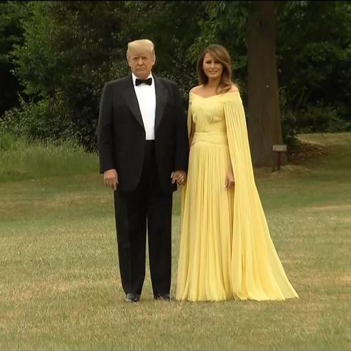 Donald Trump's UK visit: What's on his schedule?