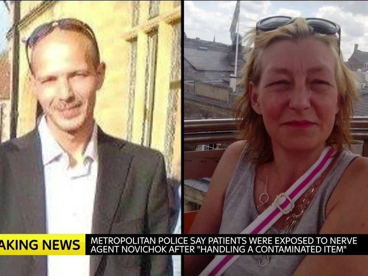Charlie Rowley and Dawn Sturgess