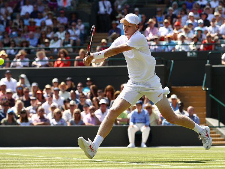 """Kyle Edmund says players are """"too lazy"""" to clean up their mess"""