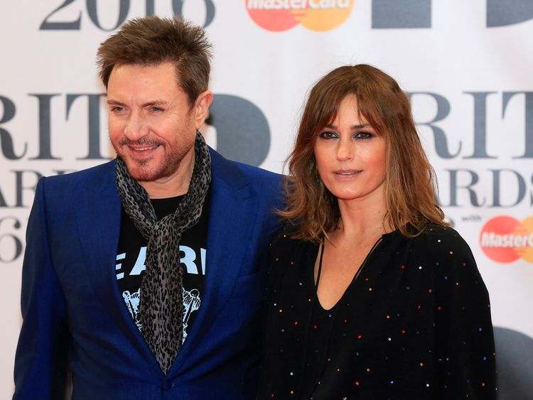 The popstar has been married to model Yasmin for 33 years
