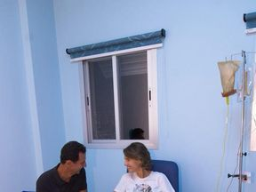 Asma Assad is being treated for breast cancer