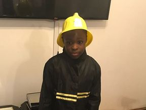 Undated family handout photo of Joel Urhie, released at the scene, who was named by his father, John, as the seven year old boy who died in a house fire on Adolphus Street, Deptford, south-east London. PRESS ASSOCIATION Photo. Issue date: Tuesday August 7, 2018. See PA story FIRE Deptford. Photo credit should read: Family handout/PA Wire NOTE TO EDITORS: This handout photo may only be used in for editorial reporting purposes for the contemporaneous illustration of events, things or the people in