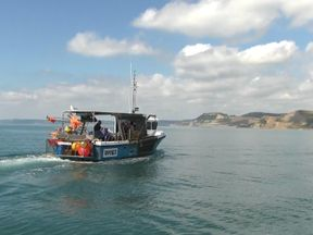 The voluntary system has been hugely successful in Lyme Bay, Dorset