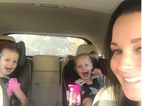 Shannan Watts and her two children Bella and Celeste were killed on Monday