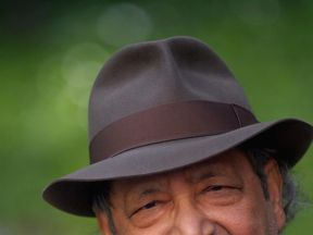 V S Naipaul won the Nobel Prize for Literature in 2001