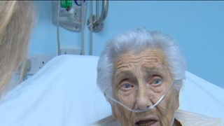 The hot summer makes conditions worse for the elderly