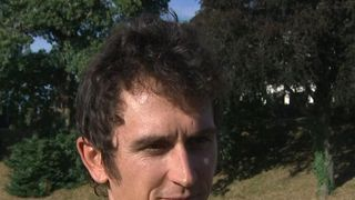 Geraint Thomas discusses his Tour de France win on Sky News