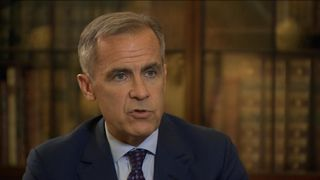 The Bank of England governor tells Sky News why raising interest rates was the best move for the UK economy.