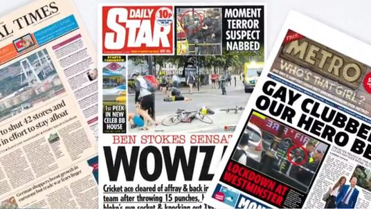 The front pages on 15 August 2018