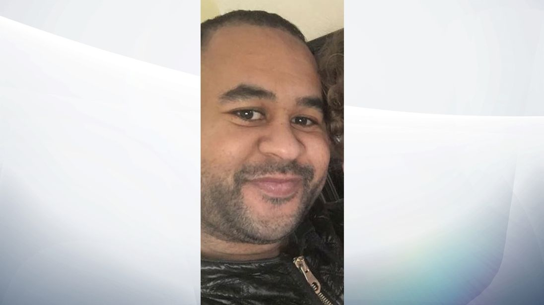 Sean Hercules died in Malaga after a shoot-out with police. Pic: Facebook