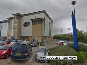 Poliec were called to reports of a fight outside a Sheffield cinema. Pic: Google Street View
