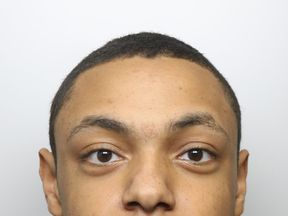 """Dyfed-Powys Police undated handout photo of 17-year-old Rueben Brathwaite who has been jailed for life for murdering his stepmother, Fiona Scourfield, after he became """"obsessed"""" with watching extreme violence online. Friday September 14, 2018."""