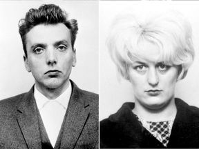 Ian Brady and Myra Hindley