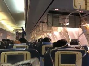 Oxygen masks fall down on plane to Mumbai air pressure mishap