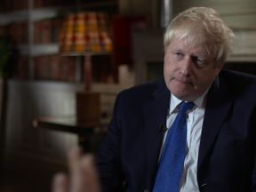 He gave his answer to Sky's Beth Rigby before the upcoming party conference