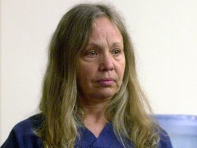 Wanda Barzee appearing in court to face charges in the kidnapping of teenager Elizabeth Smart in 2003