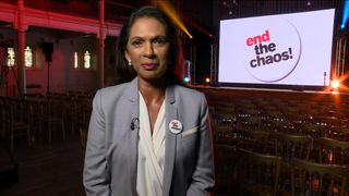 Campaigner Gina Miller denies speculation that she could be the next Lib Dems leader