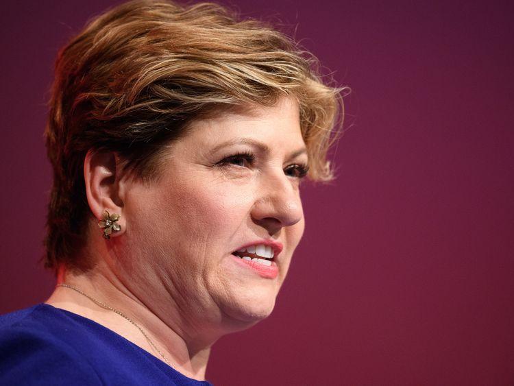 Emily Thornberry, Labour MP