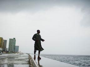Havana is preparing for hurricane Michael