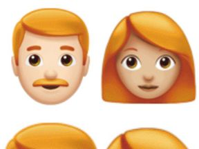 Apple says the new characters 'better represent' users. Pic: Apple