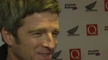 Noel Gallagher joked his brother is a 'good cleaner' at the Q awards.