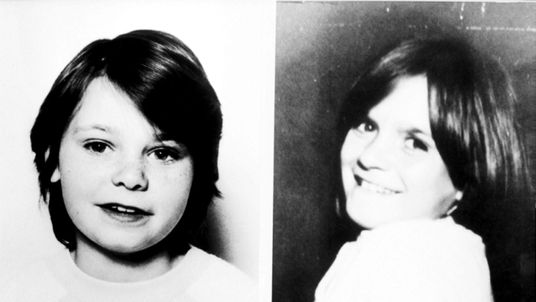 The girls were found dead in October 1986