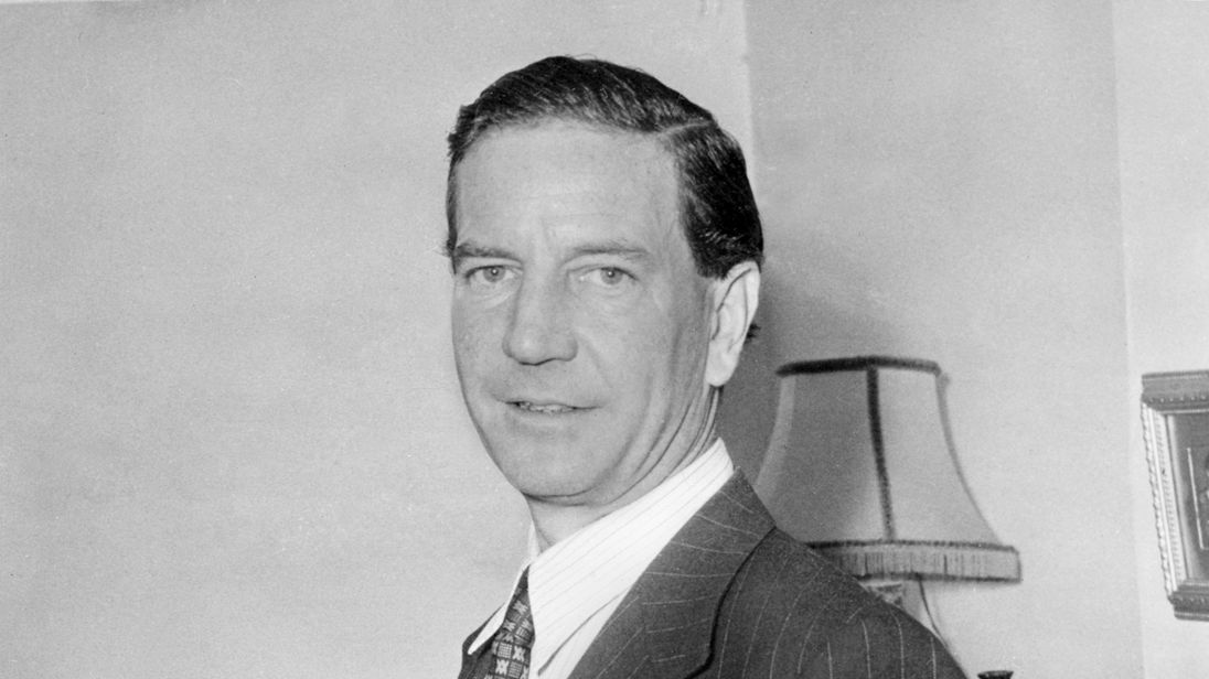 Philby lived in Moscow after being exposed as a double agents