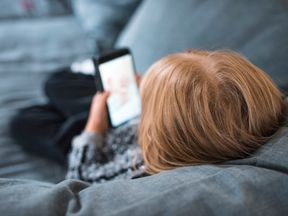 Children aged 11 to 16 post to social media on average 26 times a day
