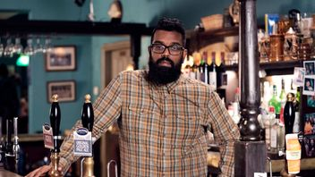 Romesh Ranganathan in Sky One series, The Reluctant Landlord