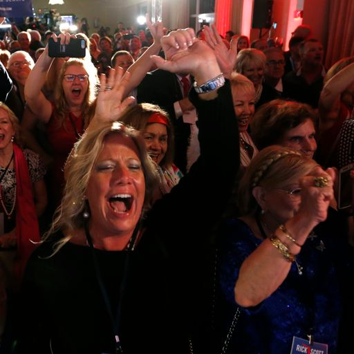 LIVE: Republicans retain Senate but lose House