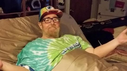 Ernest Foss had survived cancer twice Pic: Facebook