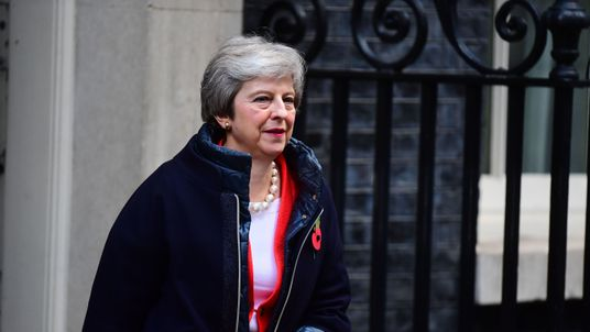 Theresa May will travel to Belgium and France as part of events to mark one hundred years passing since the end of the First World War