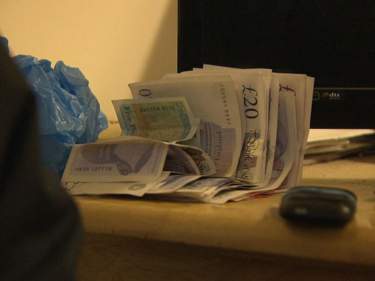 County lines can bring in huge income for drug dealers