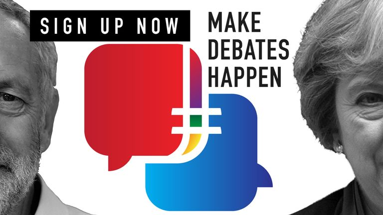 Make Debates Happen
