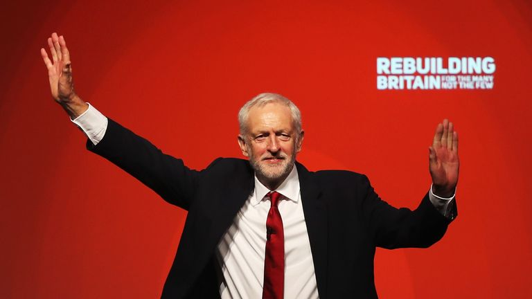 Jeremy Corbyn could win a general election if Theresa May receives a vote of no confidence